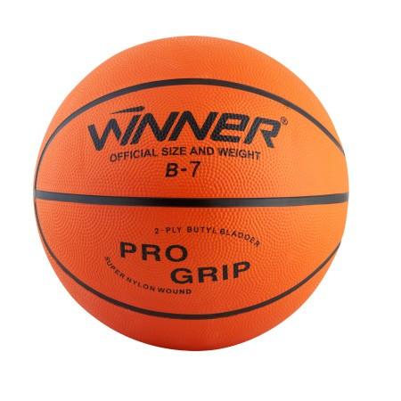 Мяч баскетбольный Winner Orange 7