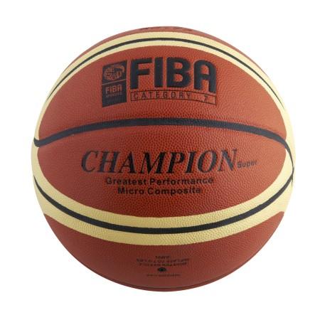 Мяч баскетбольный Winner Conti двухцветный FIBA №7