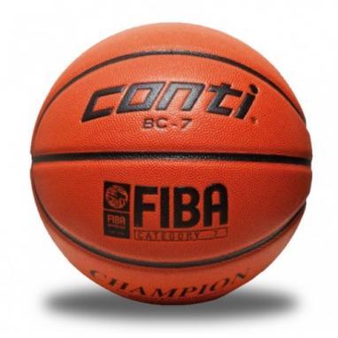 Мяч баскетбольный Winner Conti FIBA