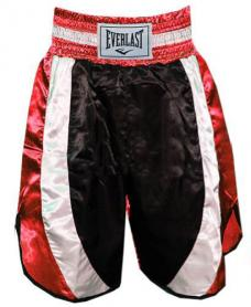 Трусы боксерские Everlast ZB-6144-R красные