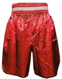 Фото 2 к товару Трусы боксерские Everlast ZB-6144-R красные
