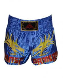 Трусы для тайского бокса CO-3280 синие
