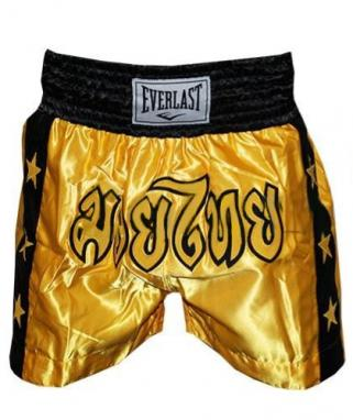 Трусы для тайского бокса Everlast ULI-9005-Y желтые