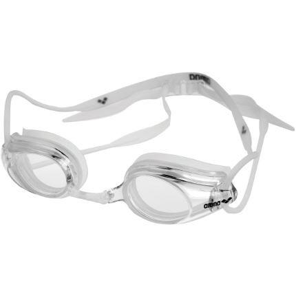Очки для плавания Arena Traсks прозрачные