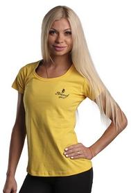 Футболка женская Berserk Classic woman yellow