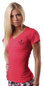 Фото 2 к товару Футболка женская Berserk Classic woman coral
