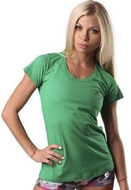 Футболка женская Berserk Classic woman green