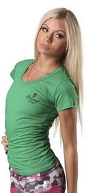 Фото 2 к товару Футболка женская Berserk Classic woman green