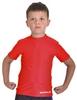 Футболка компрессионная детская Berserk for Kids Martial Fit red - фото 1