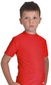 Фото 3 к товару Футболка компрессионная детская Berserk for Kids Martial Fit red