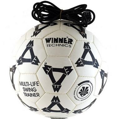 Мяч футбольный Winner Technics