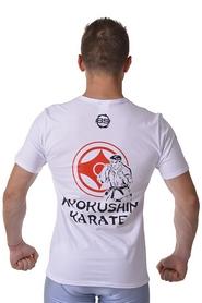 Фото 2 к товару Футболка for Kyokushin Berserk белая