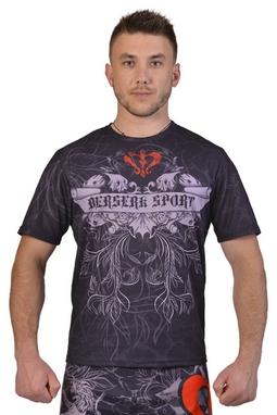 Футболка Berserk Warrior Spirit черная