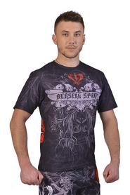 Фото 3 к товару Футболка Berserk Warrior Spirit черная