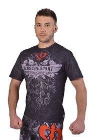 Фото 4 к товару Футболка Berserk Warrior Spirit черная