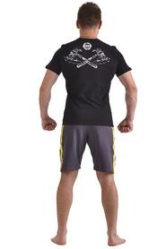 Фото 6 к товару Шорты Berserk Speed Training темно-серые