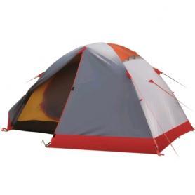 Палатка трехместная Tramp Peak 3 экспедиционная