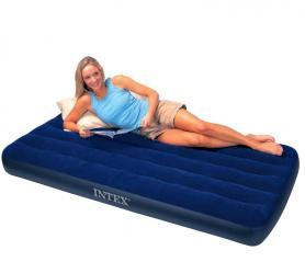Матраc надувной Intex 68757 (191х99х22 см) - уцененный*