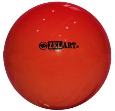 Мяч гимнастический Pro Supra 18 см 400 г красный