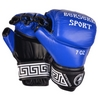 Перчатки Berserk Sport Full for Pankration Approwed WPC 7 oz blue - фото 1