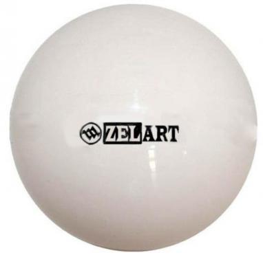 Мяч гимнастический Pro Supra 20 см 400 г белый