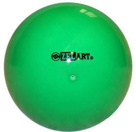 Мяч гимнастический Pro Supra 20 см 400 г зеленый