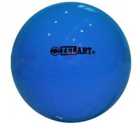 Фото 1 к товару Мяч гимнастический Pro Supra 20 см 400 г синий