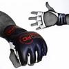 Перчатки для смешанных единоборств 4 oz ProFC black - фото 2
