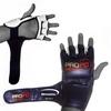 Перчатки для смешанных единоборств 4 oz ProFC black - фото 3