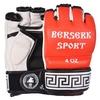 Перчатки Berserk Sport Traditional for Pankration Approwed WPC 4 oz red - фото 1
