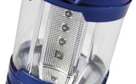 Фото 3 к товару Фонарь кемпинговый светодиодный переносной TY-9789