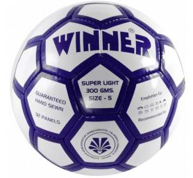 Мяч футбольный Winner Super Light 5
