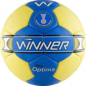 Мяч гандбольный профессиональный Winner Optima IHF Approved