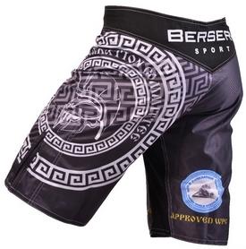 Фото 3 к товару Шорты для MMA Berserk Pankration Approwed WPC black