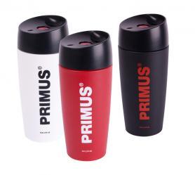 Фото 2 к товару Термокружка черная Primus C&H Commuter Mug 400 черная