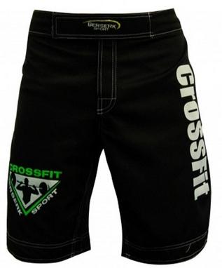 Шорты для кроссфита Berserk Cross black
