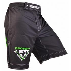 Фото 3 к товару Шорты для кроссфита Berserk Cross black