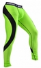 Штаны компрессионные с ракушкой Berserk Hyper Neon green - фото 2