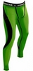 Штаны компрессионные с ракушкой Berserk Hyper Neon green - фото 3