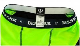 Фото 4 к товару Штаны компрессионные с ракушкой Berserk Hyper Neon green