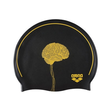 Шапочка для плавания Arena Poolish мозг