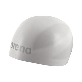 Фото 1 к товару Шапочка для плавания Arena 3D Ultra белая