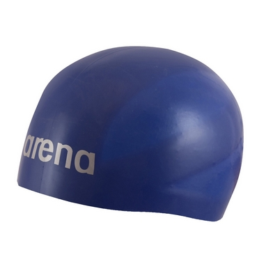 Шапочка для плавания Arena 3D Ultra синяя