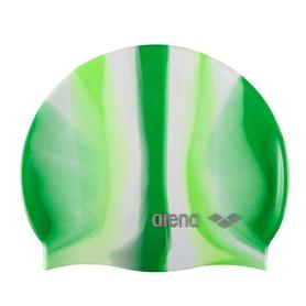 Шапочка для плавания Arena Pop Art зеленая