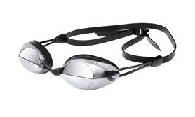 Фото 1 к товару Очки для плавания Arena X-Vision Mirror серебряные