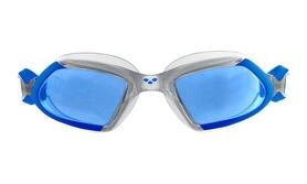 Фото 2 к товару Очки для плавания Arena Viper прозрачно-синие