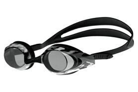 Фото 1 к товару Очки для плавания Arena Eagle черные