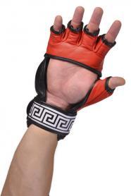 Фото 3 к товару Перчатки Berserk Sport Full for Pankration Approwed WPC 7 oz red