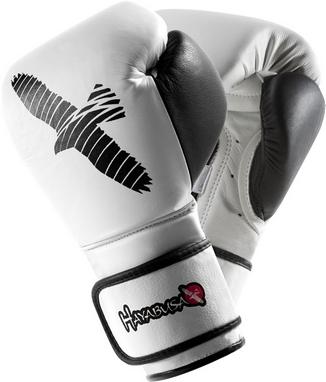 Перчатки боксерские Hayabusa Pro белые