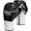 Перчатки боксерские (мексиканского типа) Everlast MX Pro Fight черные - фото 1